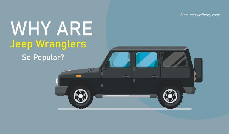 Why Are Jeep Wranglers So Popular