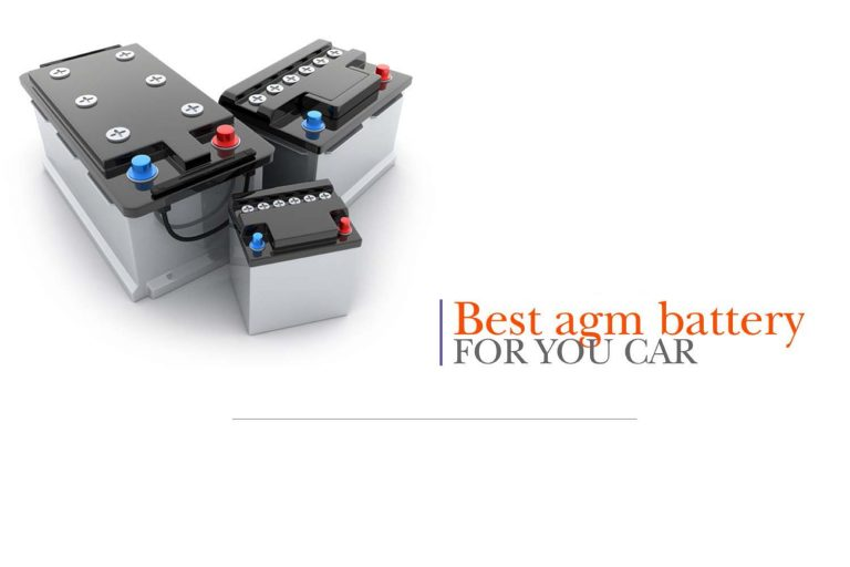 Best agm battery for you car
